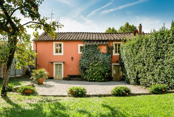 la casa di orazio villa grabau