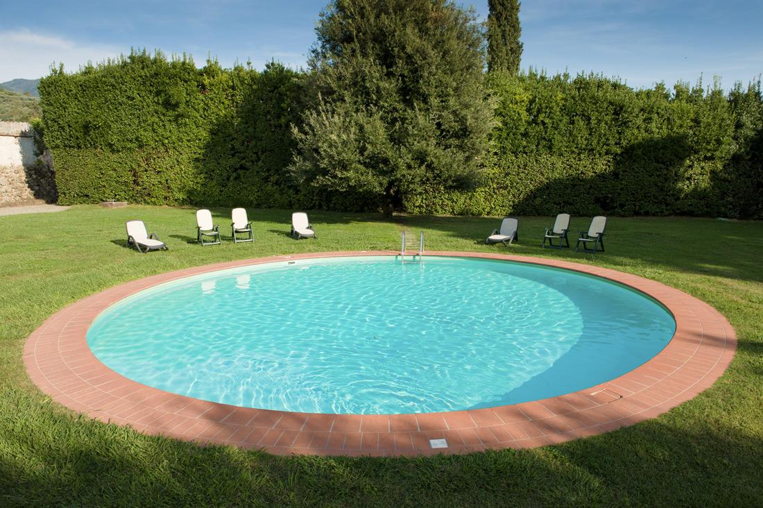 La Piscina - Villa Grabau